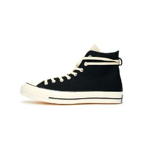 컨버스 피어 오브 갓 척테일러 70 블랙 Converse Chuck Taylor All-Star 70s Hi Fear Of God Black Natural 167954C